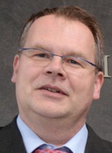 Oliver Maier, Geschäftsführer der Diakonie-Sozialstation
